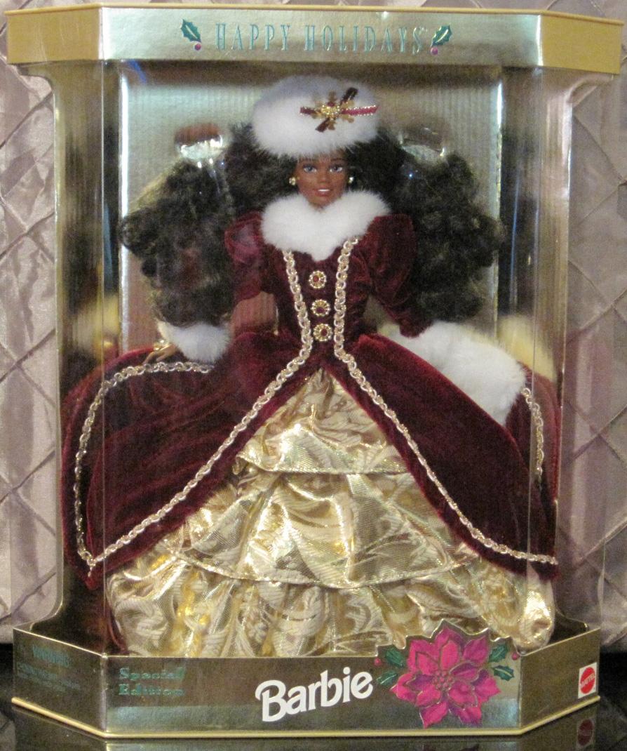 Barbie Holidays Natale