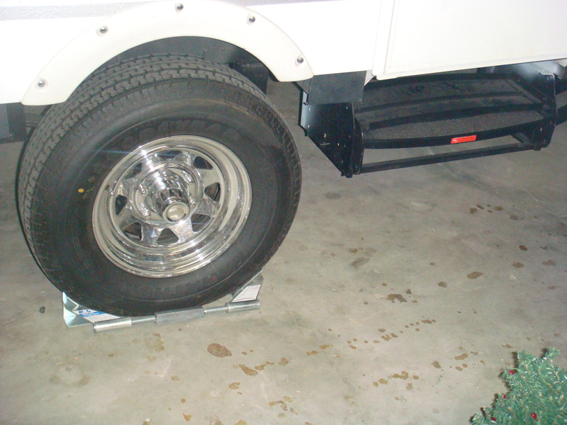 More Wheel Clearance
