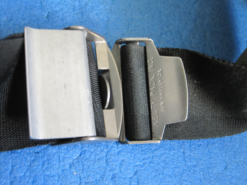 Kelty Cam-lock buckle