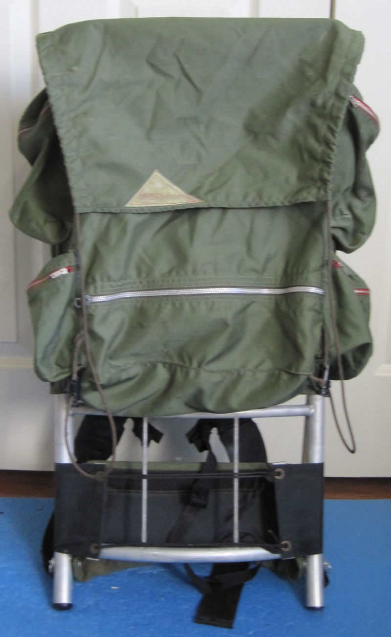 Kelty D4 Front