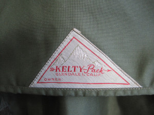 Kelty Logo early Model B