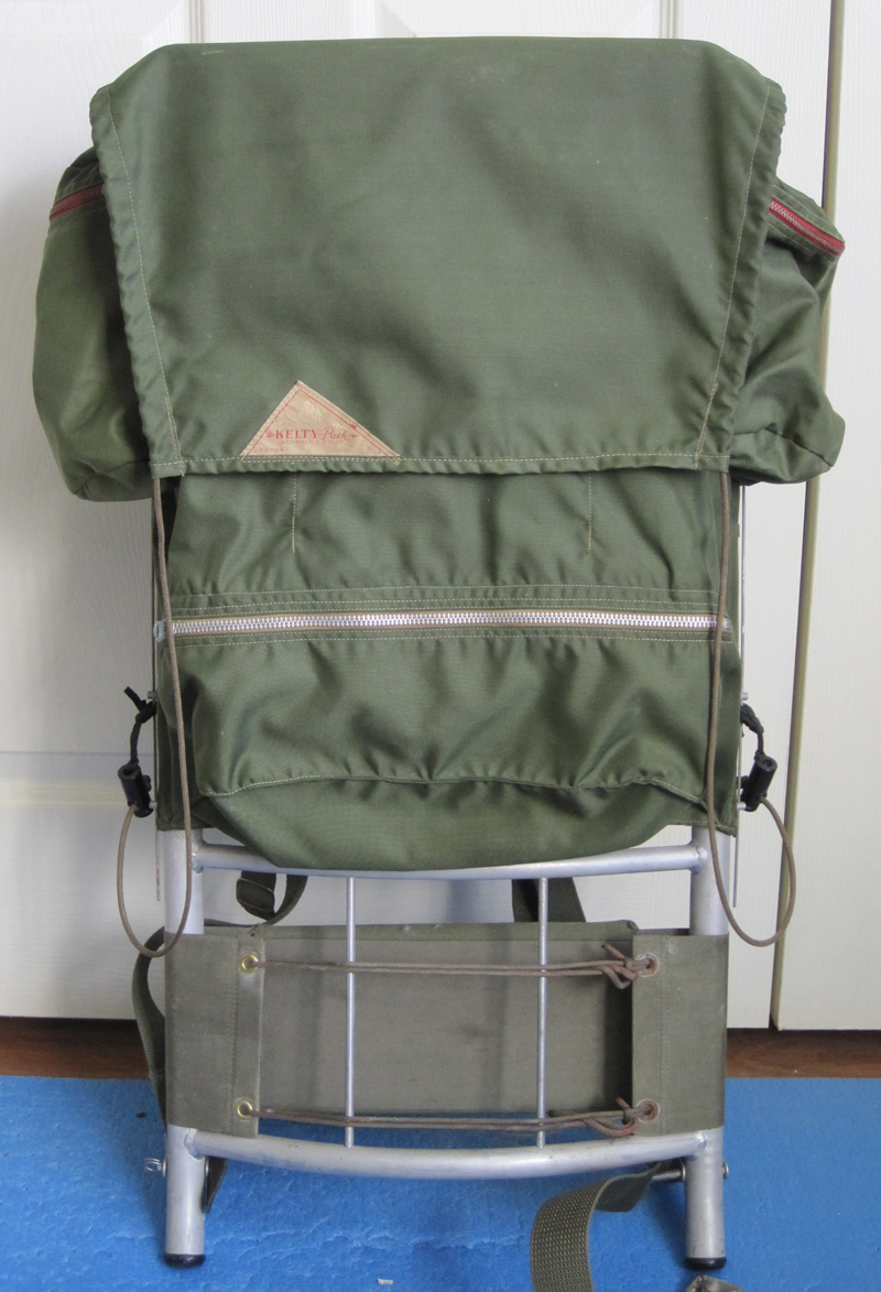 Kelty Model A Front