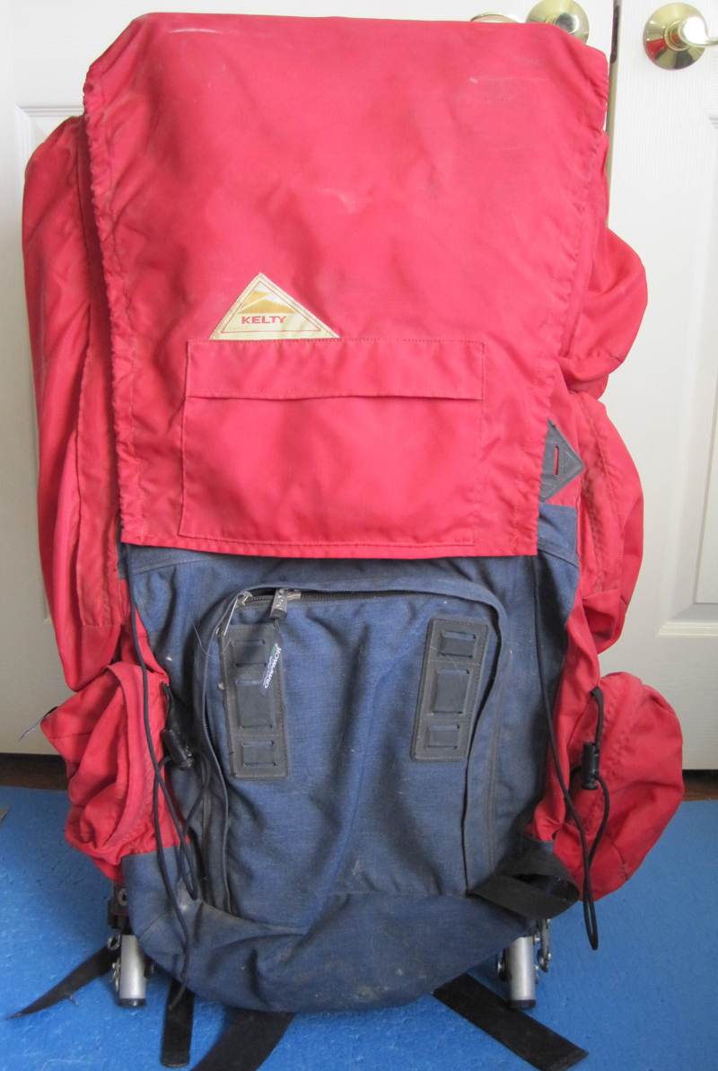 Kelty Serac Expedition Front