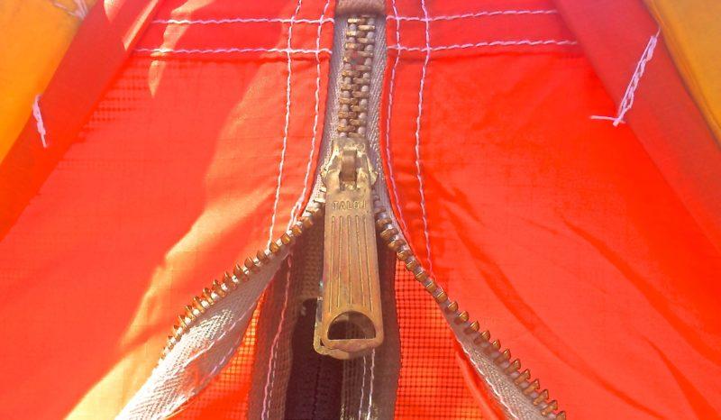 1960's REI A-frame Tent  Zipper