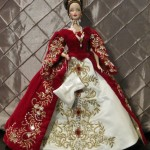 2000 Imperial Spendor Barbie by Faberge