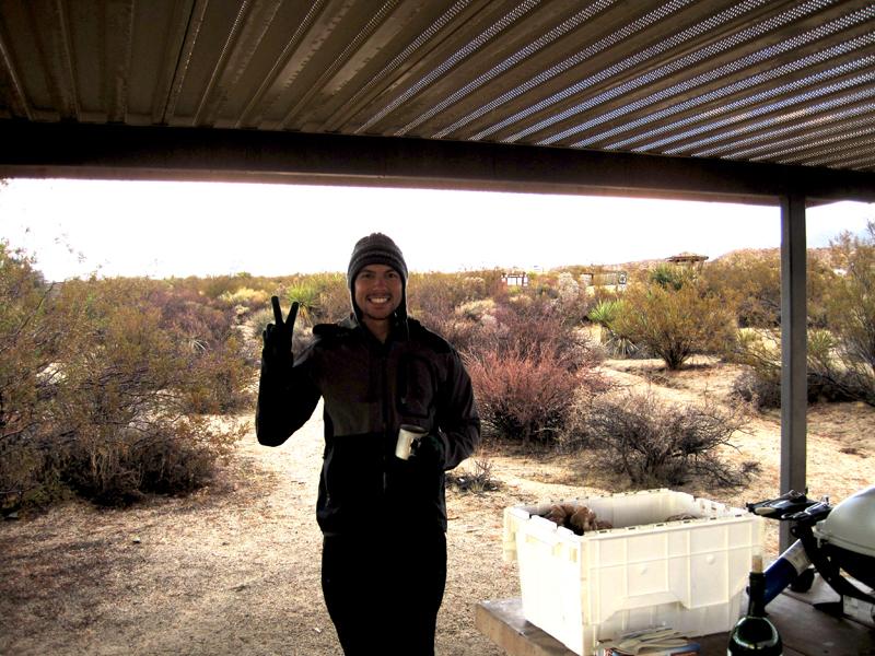 Joe at Picnic Area smaller