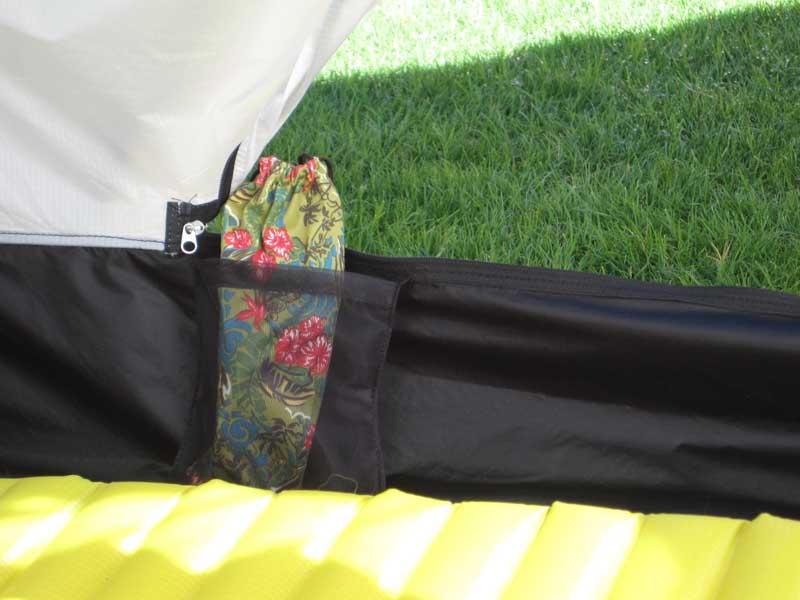 Tent Scarp 17
