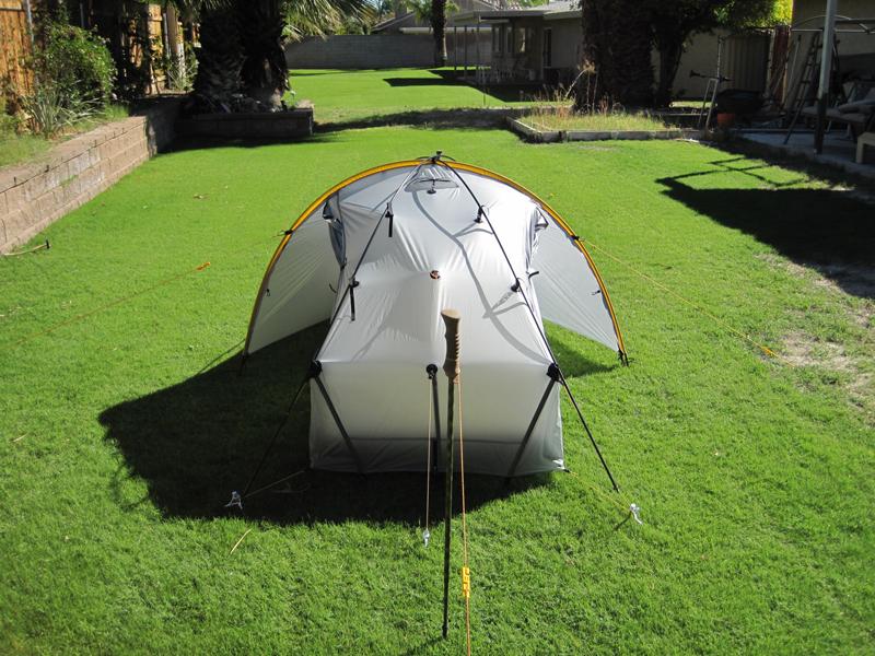Tent Scarp 18