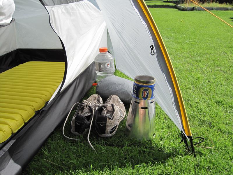 Tent Scarp 19