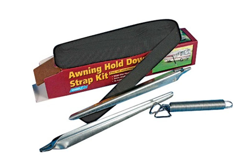 Camco Awning Hold Down Strap Kit