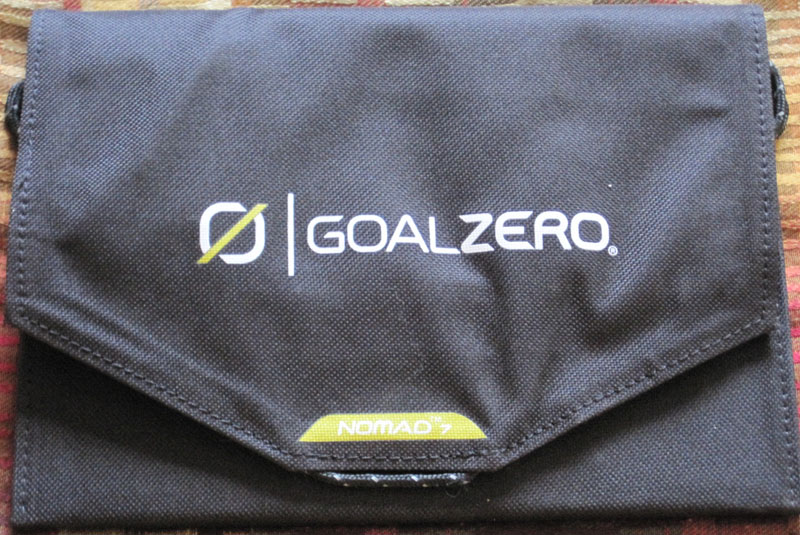 GoalZero Folded