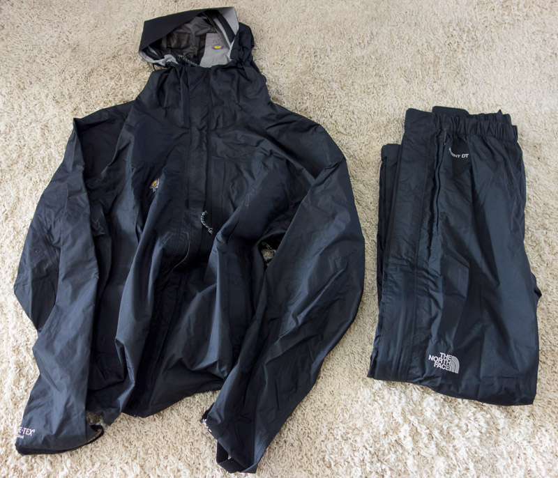 The Search for the Holy Grail: Waterproof Breathable Rain Gear ...