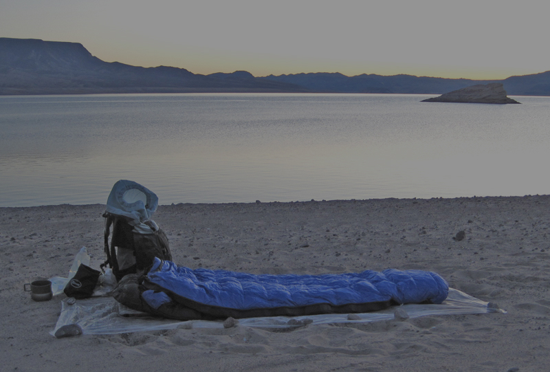 lake mead smaller