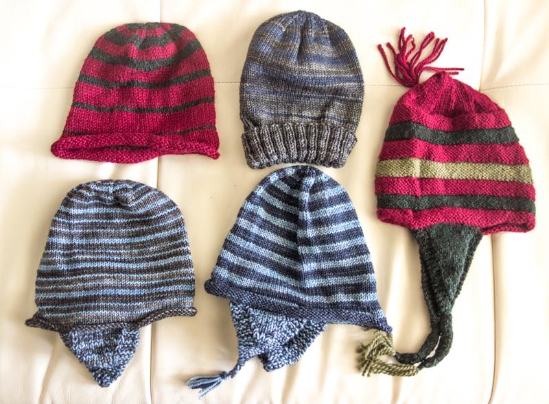 Christmas Hats 2013
