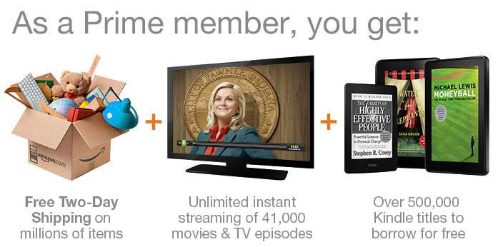 2014-02-13 Amazon Prime Benefits
