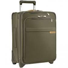 2014-02-13 Briggs & Riley Suitcase