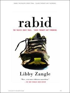 Rabid the book cover