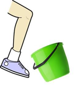 bucket kick