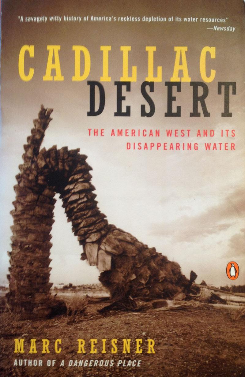 Cadillac Desert Book Cover