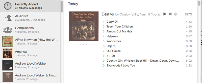 When VinylStudio saves the tracks it also opens up iTunes and saves the album