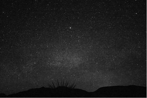 stargazing in the mojave desert