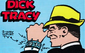 dick tracy watch