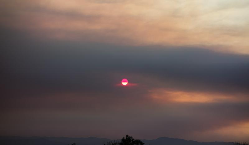 Jenks Lake Fire 2015-06-19