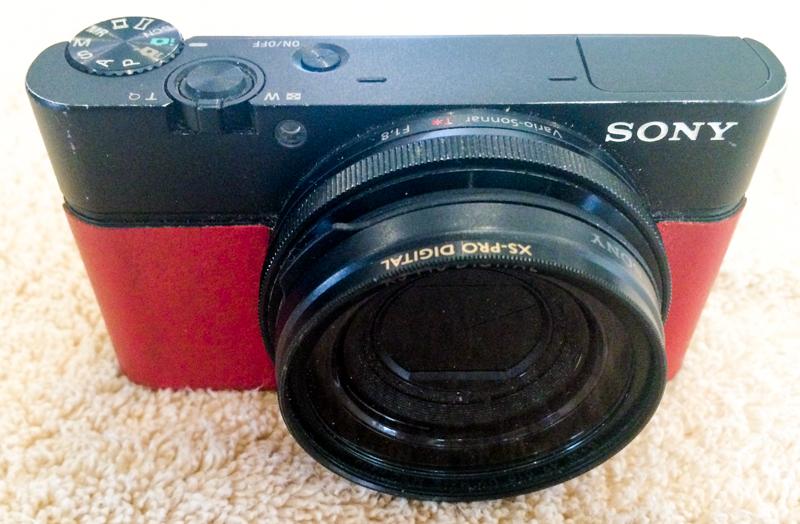 Sony RX100 UV Filter-2