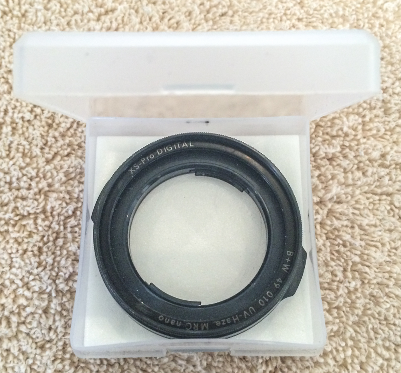 Sony RX100 UV Filter-3