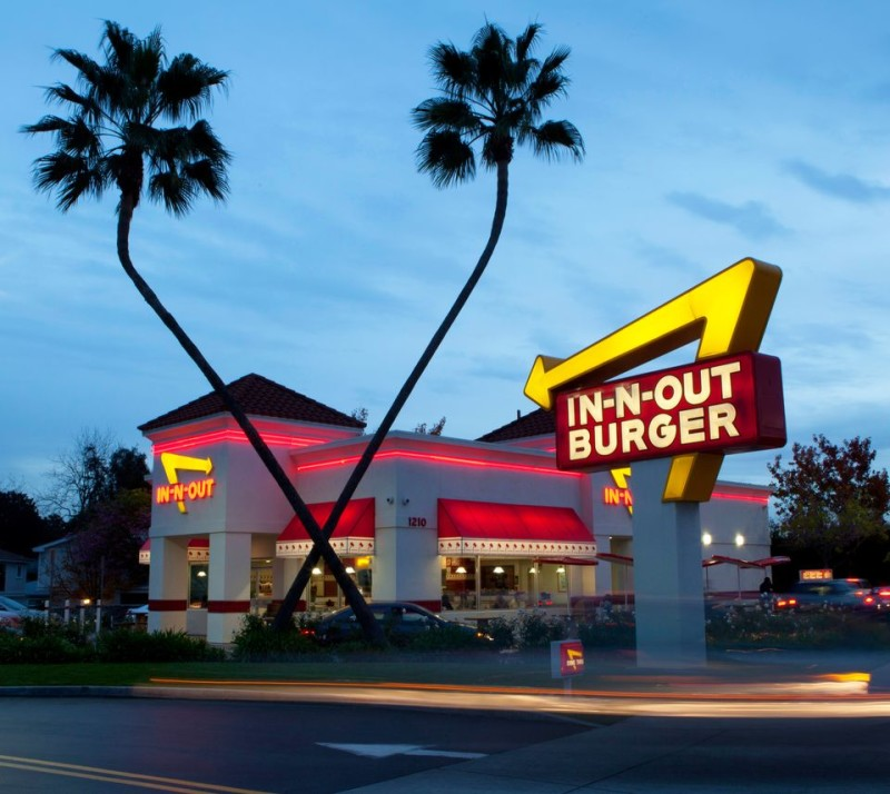 in n out building