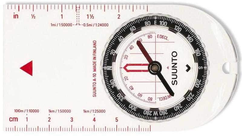 12 Suunto A-10 Compass