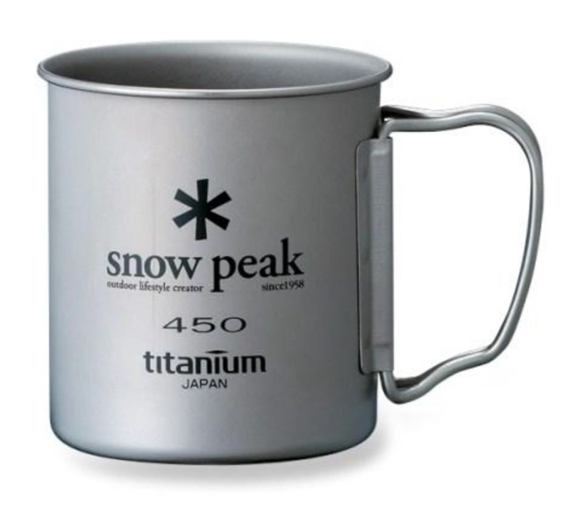 22 snow peak 450 cup