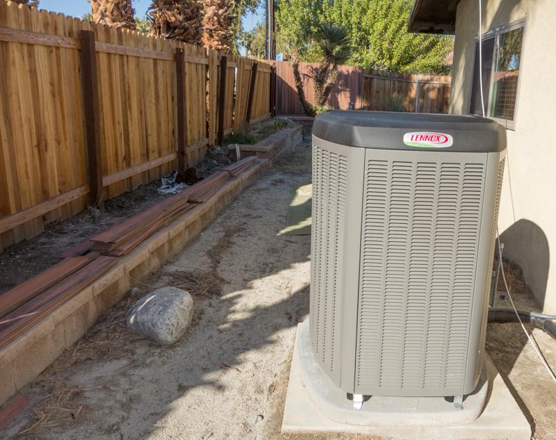 AC condensing unit 01-08-2016