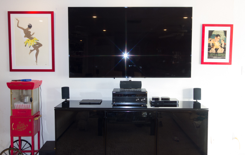 Entertainment Center 1