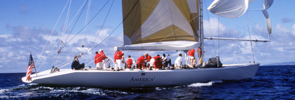 America3 Yacht (picture found on the Internet)