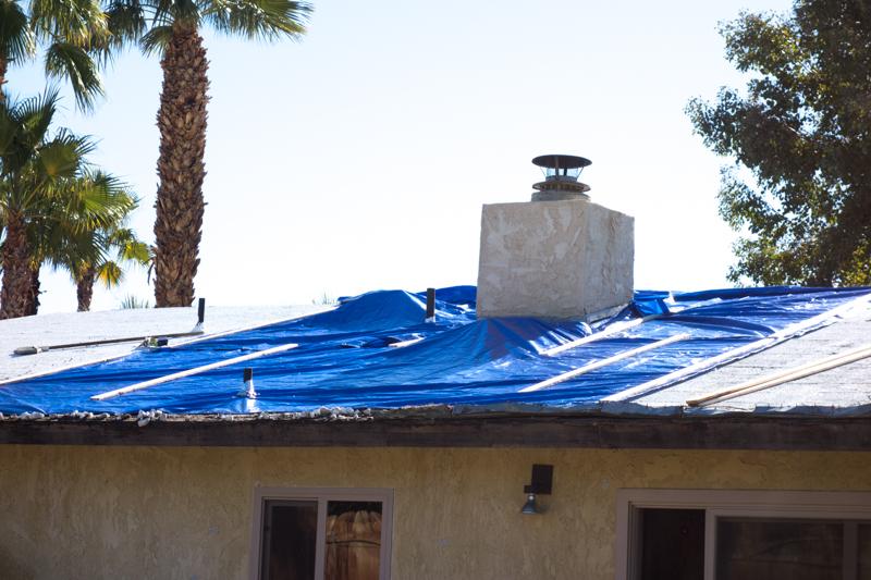 temp roof repair 01-08-2016