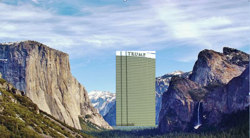 Trump Tower Yosemite