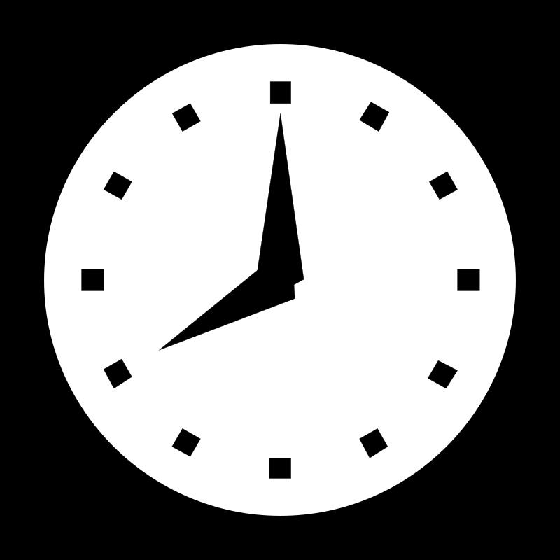 Clock - Horloge - Uhr - Orologio